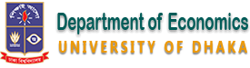 Department of Economics Logo